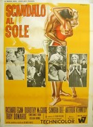 A Summer Place - Italian Movie Poster (xs thumbnail)