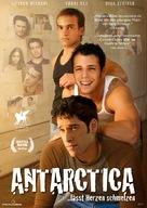Antarctica - German Movie Cover (xs thumbnail)