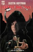 Little Big Man - German VHS movie cover (xs thumbnail)