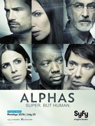 """Alphas"" - Movie Poster (xs thumbnail)"