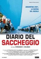 Memoria del saqueo - Italian Movie Poster (xs thumbnail)