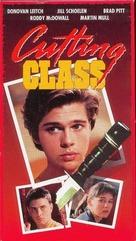 Cutting Class - VHS cover (xs thumbnail)