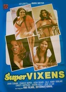 Supervixens - Italian Movie Poster (xs thumbnail)