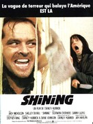 The Shining - French Movie Poster (xs thumbnail)