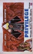 Privilege - Movie Poster (xs thumbnail)