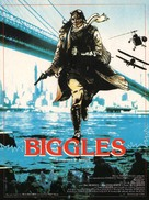 Biggles - French Movie Poster (xs thumbnail)