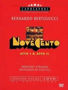 Novecento - Italian Movie Cover (xs thumbnail)