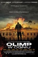 Olympus Has Fallen - Polish Movie Poster (xs thumbnail)