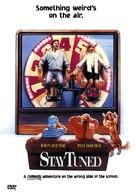 Stay Tuned - DVD movie cover (xs thumbnail)