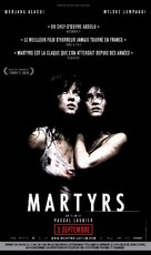 Martyrs - French Movie Poster (xs thumbnail)