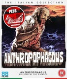 Antropophagus - British Movie Cover (xs thumbnail)