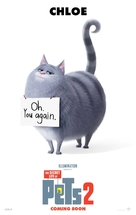 The Secret Life of Pets 2 - British Movie Poster (xs thumbnail)