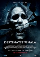 The Final Destination - Romanian Movie Poster (xs thumbnail)