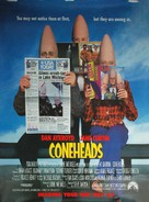 Coneheads - Movie Poster (xs thumbnail)