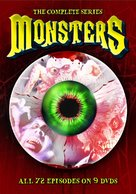 """Monsters"" - DVD movie cover (xs thumbnail)"