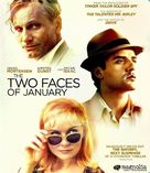 The Two Faces of January - Blu-Ray cover (xs thumbnail)