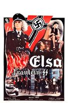 Elsa Fräulein SS - Belgian Movie Poster (xs thumbnail)