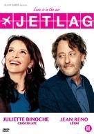Décalage horaire - Dutch DVD cover (xs thumbnail)