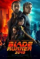 Blade Runner 2049 - Spanish Movie Poster (xs thumbnail)