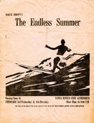 The Endless Summer - Movie Poster (xs thumbnail)