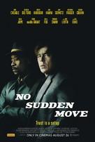 No Sudden Move - Australian Movie Poster (xs thumbnail)
