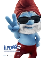 The Smurfs 2 - Italian Movie Poster (xs thumbnail)