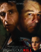 Righteous Kill - Vietnamese Movie Poster (xs thumbnail)