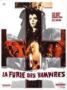 La noche de Walpurgis - French Movie Poster (xs thumbnail)