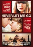 Never Let Me Go - Dutch Movie Poster (xs thumbnail)