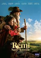 Rémi sans famille - French DVD movie cover (xs thumbnail)