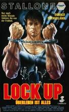 Lock Up - German Movie Cover (xs thumbnail)
