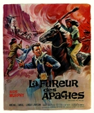 Apache Rifles - French Movie Poster (xs thumbnail)