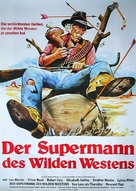 The Great Scout & Cathouse Thursday - German Movie Poster (xs thumbnail)