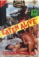 Mangiati vivi! - Australian VHS cover (xs thumbnail)