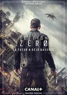 """Section zéro"" - French Movie Poster (xs thumbnail)"
