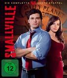 """Smallville"" - German Blu-Ray movie cover (xs thumbnail)"