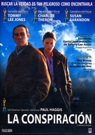 In the Valley of Elah - Argentinian Movie Poster (xs thumbnail)