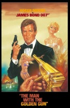 The Man With The Golden Gun - Turkish Movie Cover (xs thumbnail)