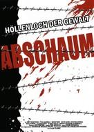 Scum - German Movie Cover (xs thumbnail)