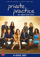 """Private Practice"" - Danish DVD movie cover (xs thumbnail)"