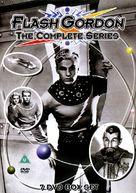 Flash Gordon - British DVD cover (xs thumbnail)