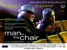 Man in the Chair - British poster (xs thumbnail)