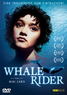 Whale Rider - German Movie Cover (xs thumbnail)