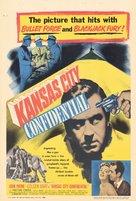 Kansas City Confidential - Movie Poster (xs thumbnail)
