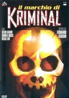 Il marchio di Kriminal - Italian Movie Cover (xs thumbnail)