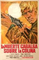 La morte sull'alta collina - Argentinian Movie Poster (xs thumbnail)