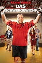 Here Comes the Boom - German DVD movie cover (xs thumbnail)