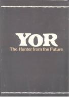 Il mondo di Yor - Logo (xs thumbnail)
