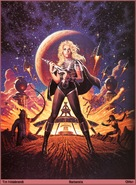Barbarella - French Movie Poster (xs thumbnail)