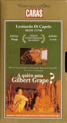 What's Eating Gilbert Grape - Argentinian VHS movie cover (xs thumbnail)